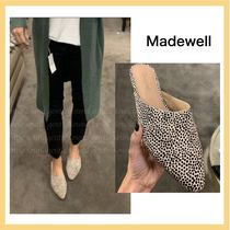 Madewell Casual Style Spawn Skin Other Animal Patterns Leather