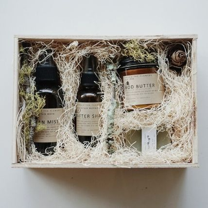 Among The Flowers Organic Fragrance-free Bridal Skin Care