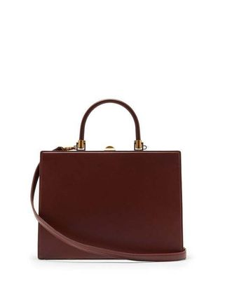 Casual Style Leather Office Style Elegant Style