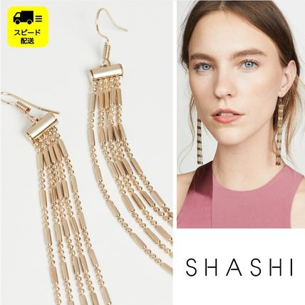 Casual Style Party Style Brass 18K Gold Office Style