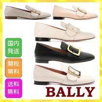 BALLY Casual Style Plain Elegant Style Loafer & Moccasin Shoes