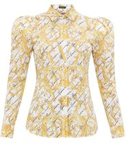 VERSACE Street Style Home Party Ideas Shirts & Blouses