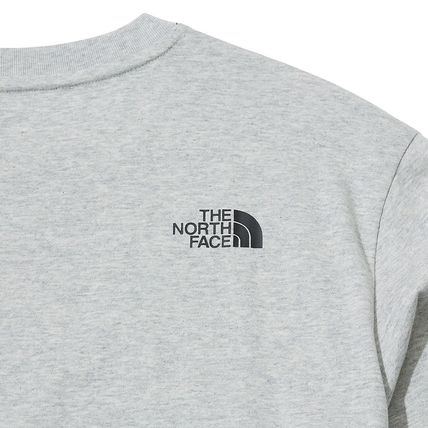 THE NORTH FACE Long Sleeve Unisex Long Sleeves Logos on the Sleeves Long Sleeve T-shirt 13