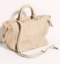 Free People Casual Style 2WAY Leather Totes
