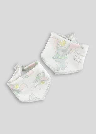 Unisex Collaboration Co-ord Baby Girl Bibs & Burp Cloths