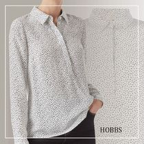 Hobbs London Casual Style Long Sleeves Office Style Elegant Style