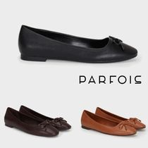 PARFOIS Plain Ballet Shoes