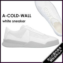 A-COLD-WALL Plain Leather Sneakers