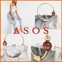 ASOS 2WAY Chain Party Style Home Party Ideas Clutches
