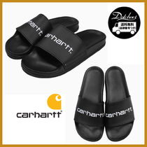 Carhartt Casual Style Unisex Shower Shoes Slippers Flat Sandals