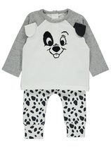 George Unisex Co-ord Baby Girl Tops