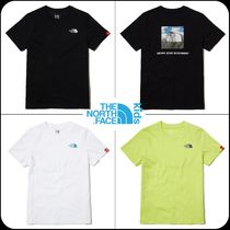 THE NORTH FACE Unisex Petit Street Style Kids Girl Tops