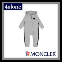 MONCLER Street Style Baby Boy Bodysuits & Rompers