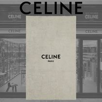 CELINE Unisex Black & White Bath & Laundry