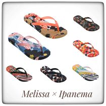 Melissa Zebra Patterns Camouflage Tropical Patterns Casual Style