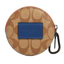 Coach Square Hybrid Pouch With Reflective Coach Patch