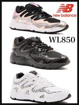 New Balance 850 Leopard Patterns Casual Style Street Style