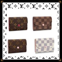 Louis Vuitton Leather Coin Cases