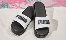 PUMA Casual Style Unisex Street Style Sandals