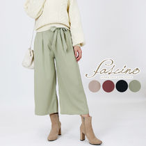 Chiffon Plain Medium Long Office Style Short Length