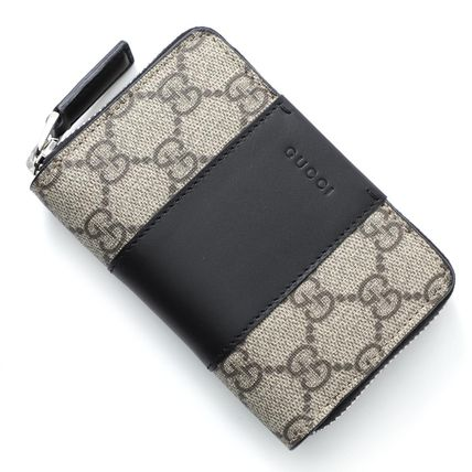 Monogram Canvas Long Wallet  Coin Cases