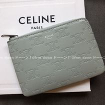 CELINE Logo Coin Cases