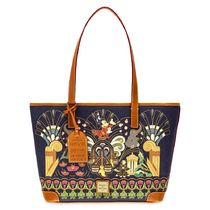Disney Casual Style Street Style Collaboration Logo Totes