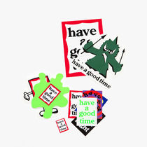 have a good time Unisex Stationery