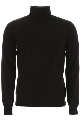 D SQUARED2 Sweaters Long Sleeves Logo Luxury Sweaters 3