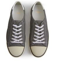CELINE Stripes Sneakers