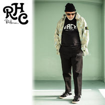 Ron Herman Tapered Pants Street Style Plain Tapered Pants