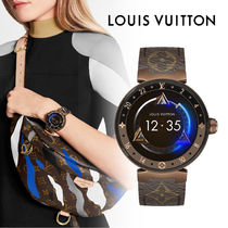 Louis Vuitton MONOGRAM Digital Watches