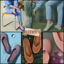 ROTHY'S Casual Style Plain Party Style Office Style Elegant Style