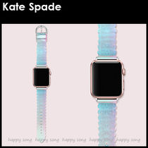 kate spade new york Silicon Party Style Elegant Style Apple Watch Belt Watches