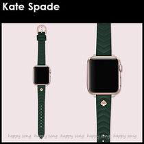 kate spade new york Silicon Elegant Style Apple Watch Belt Watches
