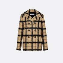 Christian Dior Other Plaid Patterns Casual Style Street Style Medium