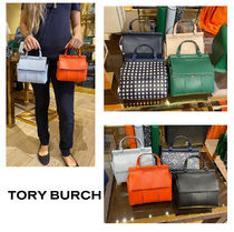 Tory Burch 2WAY Leather Crossbody Shoulder Bags
