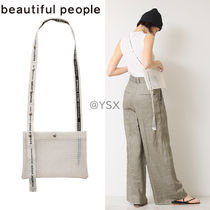 Casual Style 2WAY Plain Purses Crystal Clear Bags