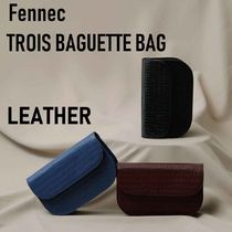 Fennec Casual Style 3WAY Leather Party Style Office Style