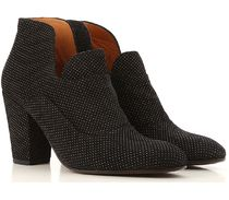 CHIE MIHARA Suede High Heel Boots