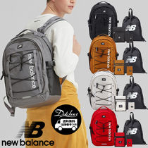 New Balance Unisex Nylon A4 2WAY Backpacks