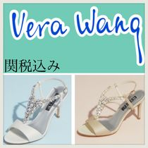 Vera Wang Plain With Jewels Shoes