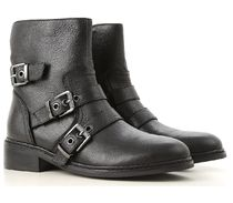 Kendall + Kylie Leather Boots Boots
