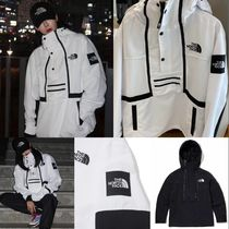 THE NORTH FACE WHITE LABEL Unisex Street Style Plain Logo Jackets