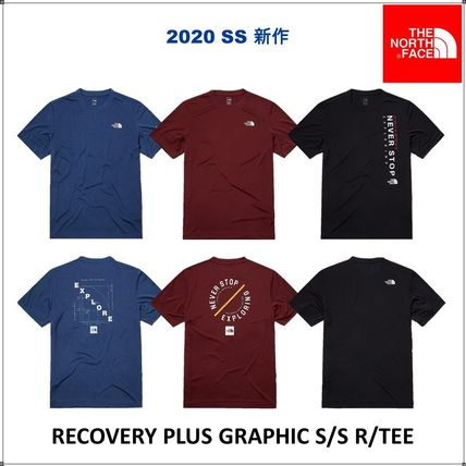 THE NORTH FACE More T-Shirts Short Sleeves Outdoor T-Shirts