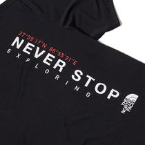 THE NORTH FACE More T-Shirts Short Sleeves Outdoor T-Shirts 17