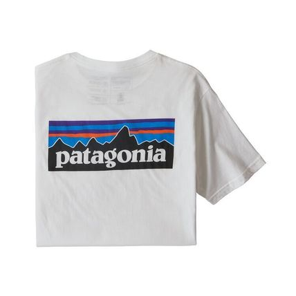 Patagonia More T-Shirts Unisex Plain Outdoor T-Shirts 2