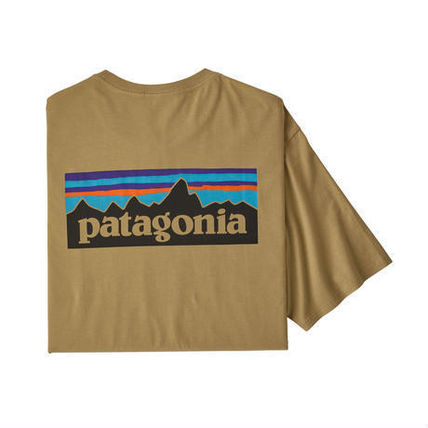 Patagonia More T-Shirts Unisex Plain Outdoor T-Shirts 4