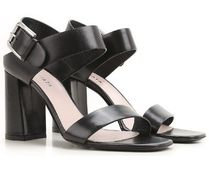 PREMIATA Leather Heeled Sandals