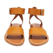 K Jacques Casual Style Leather Sandals Sandal